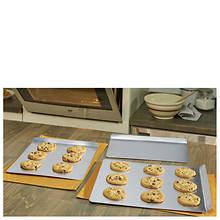 T-Fal AirBake 3-Piece Cookie Sheet Set