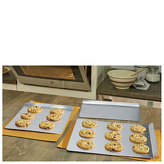T-Fal AirBake 3-Piece Cookie Sheet Set