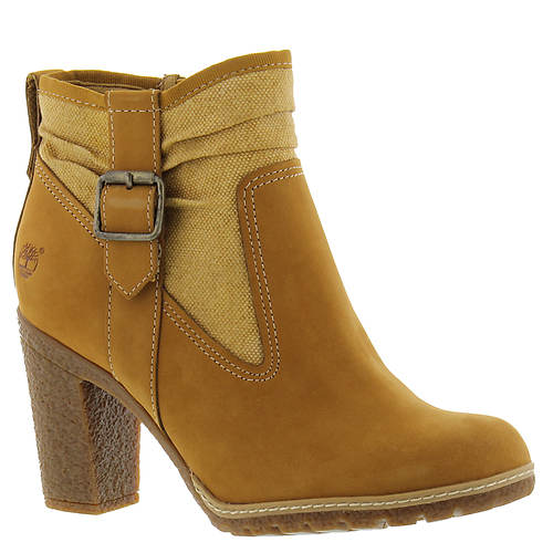 Timberland Glancy Fabric and Lea Zip  (Women's)