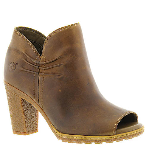 Timberland Glancy Rouched Peep Toe (Women's)