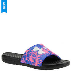 Under Armour Strike Floral SL (Girls' Toddler-Youth)