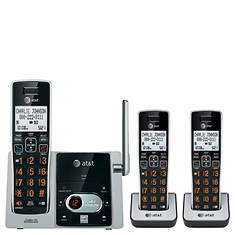 AT&T Cordless Answering System & Two Handsets