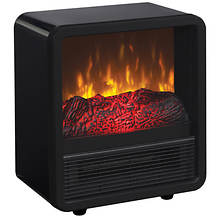 Infrared Electric Space Heater - Black
