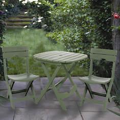 Quick Fold Cafe Set - Sage