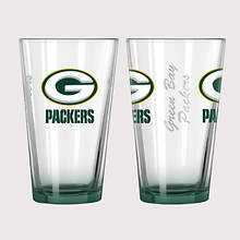 NFL Elite Pint Set - Packers