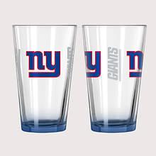 NFL Elite Pint Set - Giants