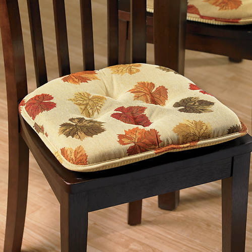 Falling Leaves Chair Pad