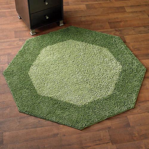 Frisse Rug - 4' Octagon
