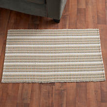 Woven Rug - Oyster