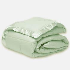 Melange Down Alternative Blanket - Sage