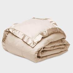 Melange Down Alternative Blanket - Khaki