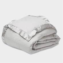 Melange Down Alternative Blanket - Grey