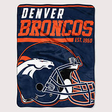 NFL Throw - Broncos