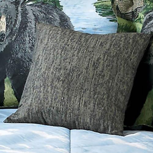 Black Bear Pillow