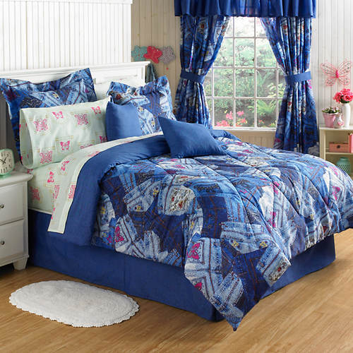 Jeans Bedding Set