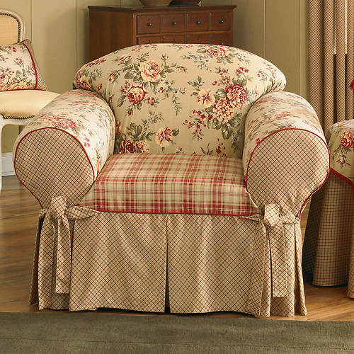 Lexington Skirted Slipcover - Chair