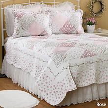 Wilmington Quilt Set - Rose