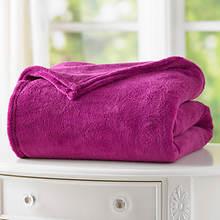 Micro Plush Blanket - Berry
