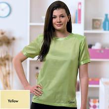 Silk Blouse - Yellow