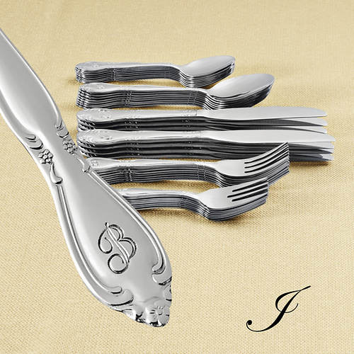 46-Pc. Flatware Set