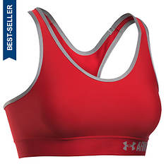 Under Armour Women's Armour Mid Solid Bra