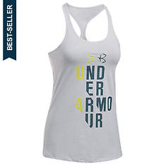 Under Armour Women's Fish Triblend Tank