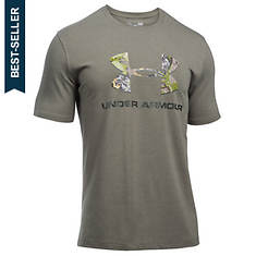 Under Armour Men's Camo Fill Logo Tee