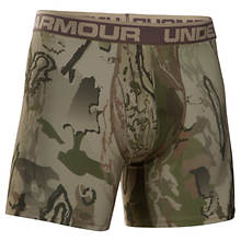 Under Armour Men's Camo Boxerjock 2.0 6