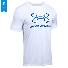Under Armour Men's Fish Sportstyle Tech Tee