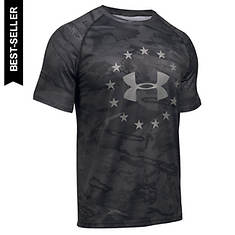 Under Armour Men's Freedom Reaper Tech Short Sleeve Tee