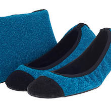 Sidekick Energy Foldable Flats - Blue