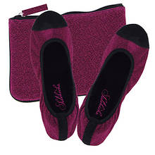 Sidekick Energy Foldable Flats - Pink