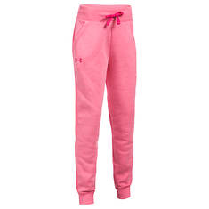 Under Armour Girls' Favorite Fleece Jogger