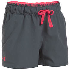 Under Armour Girls' Turf & Tide Short