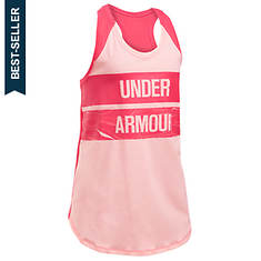Under Armour Girls' Double Up Tank