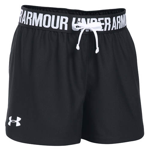 Under Armour Girls' UA Play Up Short