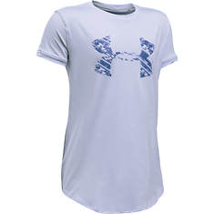 Under Armour Girls' Sunblock SS Tee