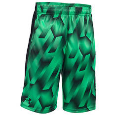 Under Armour Boys' UA Eliminator Printed Short