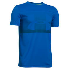 Under Armour Boys' Sunblock SS Tee