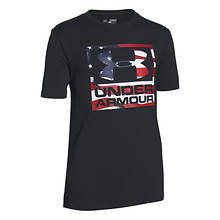 Under Armour Kids' UA BFL SS Tee
