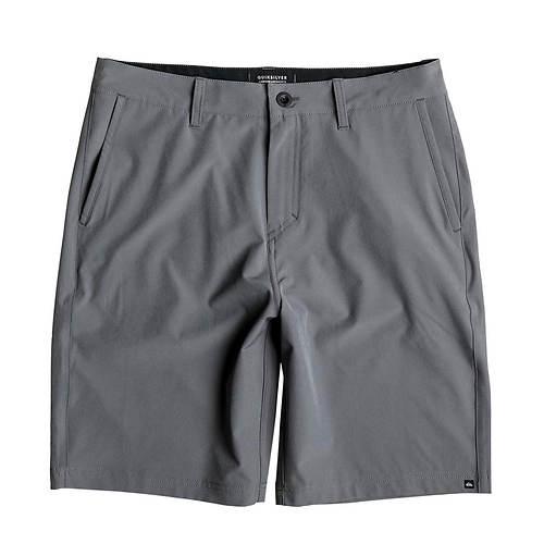 Quiksilver Men's Solid Amphibian 21 Short