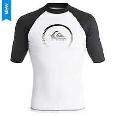 Quiksilver Active SS Rash Guard