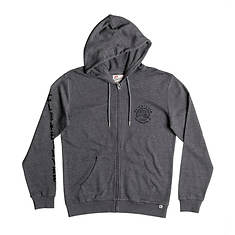 Quiksilver Men's Jungle Forest Zip Hoodie
