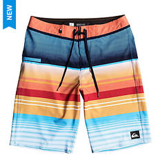 Quiksilver Men's Everyday Stripe Vee 21