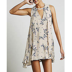 Free People Women's Snap Out of It Swing Top