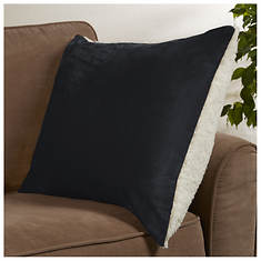Snuggle Home Sherpa Reversible Pillow