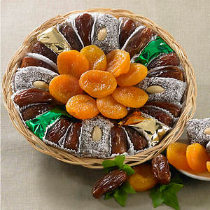 Nature's Fine Fruit Assortment - Dates & Apricots