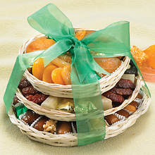 Nature's Fine Fruit Assortment - Tower Trio