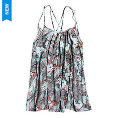 Roxy Sportswear Women's Windy Fly Away Print Sun Dress