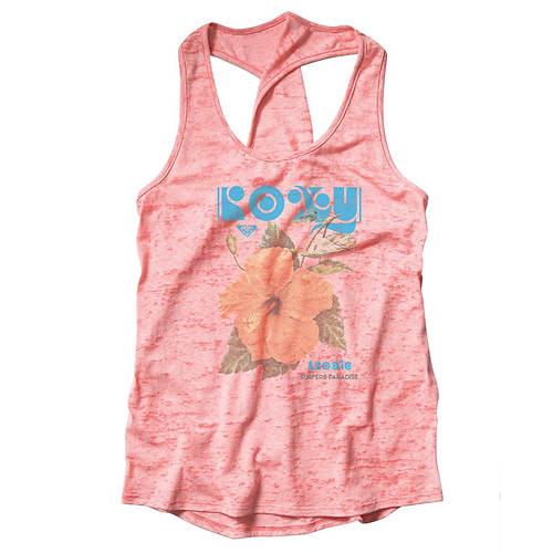 Roxy Sportswear Women's Habana Garden Twist Tank